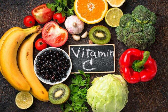 Vitamin C giúp cải thiện chức năng tổng thể của não
