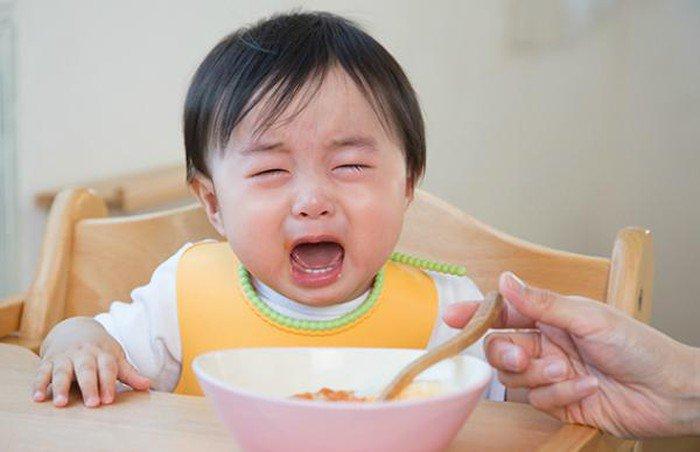 Trẻ dị ứng thức ăn