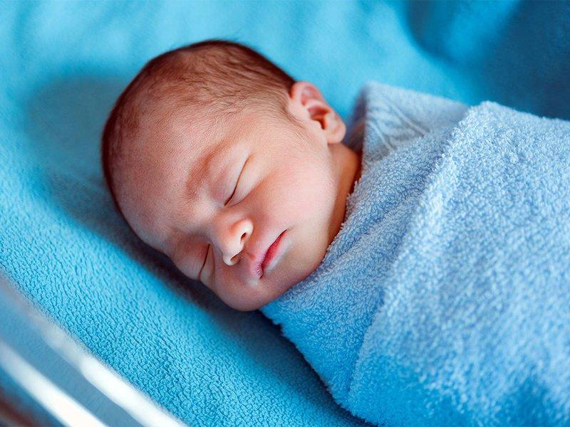 Cần để trẻ ngủ ở cũi riêng để ngăn ngừa hội chứng đột tử sơ sinh