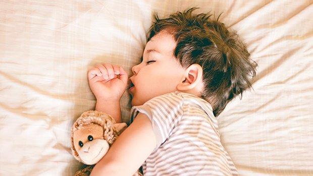 Giúp trẻ sơ sinh ngủ ngon giấc (Phần 2)