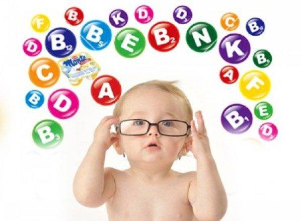 Trẻ phát triển trí não