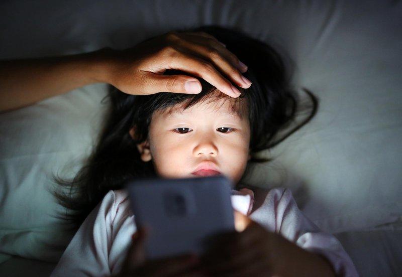 Rối loạn về giấc ngủ ở trẻ em