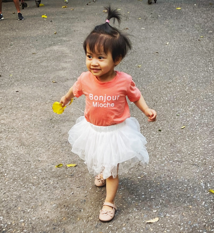 Phát hiện ung thư khi 20 tháng tuổi, bé gái đã khỏi bệnh hoàn toàn