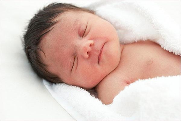 Giấc ngủ trẻ 28 tuần tuổi