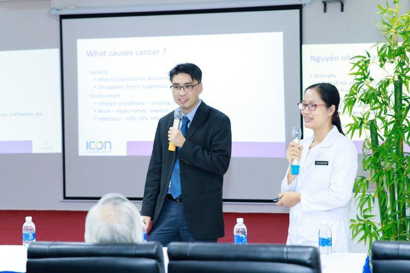 Vinmec và Icon tổ chức thành công hội thảo trực tuyến về các phương pháp điều trị ung thư tại Úc và Singapore