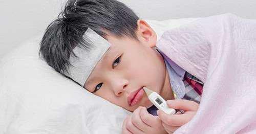 Trẻ sốt bao nhiêu độ thì co giật? (Phần 1)