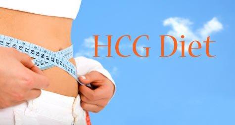 Chế độ ăn kiêng HCG