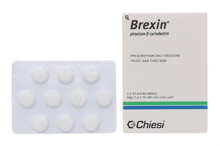 thuốc giảm đau kháng viêm không steroid Brexin®