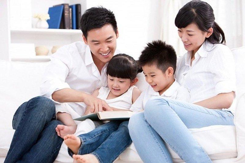 Đọc sách cùng con mỗi ngày