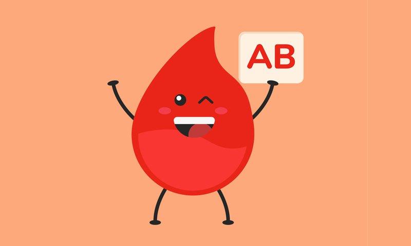 nhóm máu ab