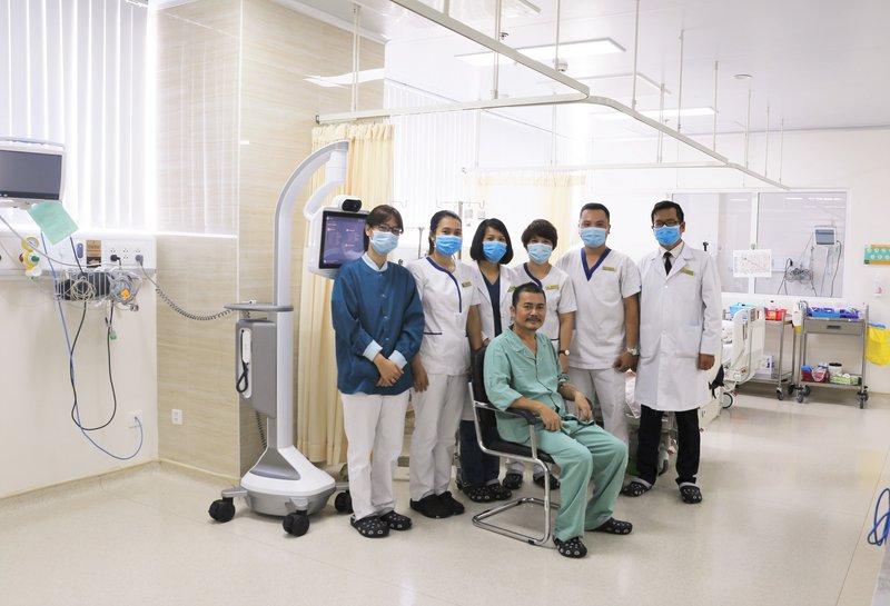 Vinmec Nha Trang: Cứu sống bệnh nhân viêm tụy cấp cực nặng bằng phương pháp thay huyết tương lần đầu tiên thực hiện tại bệnh viện