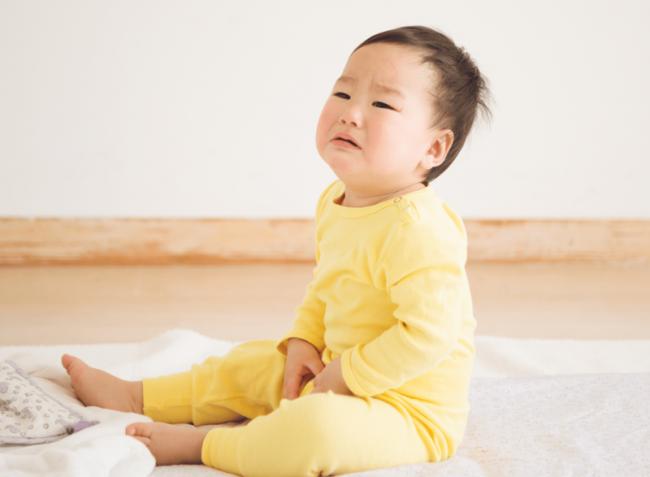 Trẻ 15 tháng quấy khóc