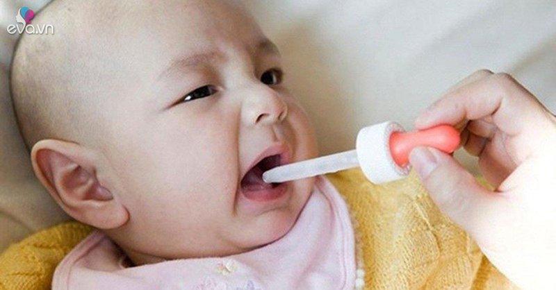 Vitamin D3, K2 cho trẻ sơ sinh