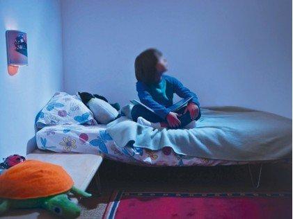 trẻ khó ngủ, trẻ mất ngủ, trẻ lớn không ngủ