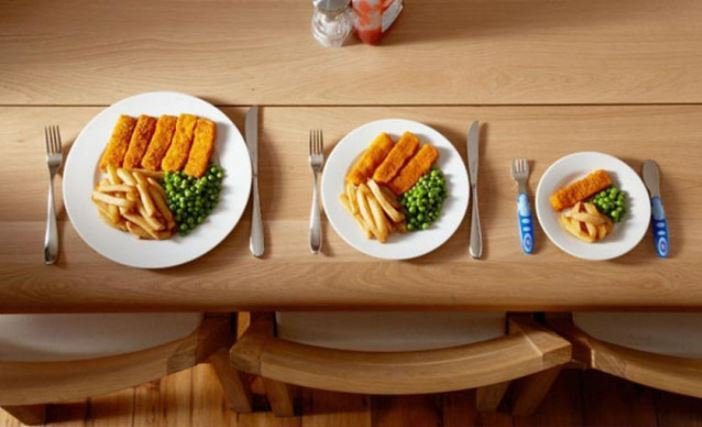 Đĩa ăn nhỏ, đĩa nhỏ