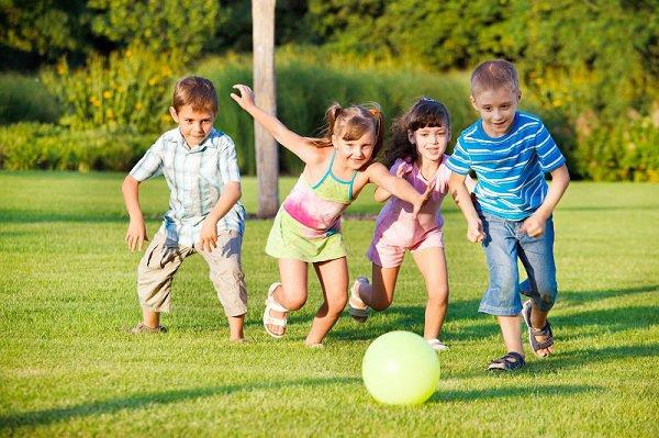 Các hoạt động thúc đẩy phát triển thể chất cho trẻ