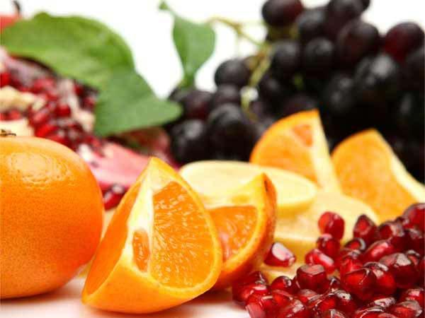 Một số trái cây giàu chất xơ