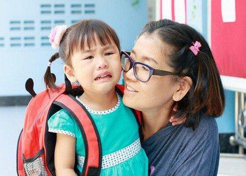Trẻ sợ đi học