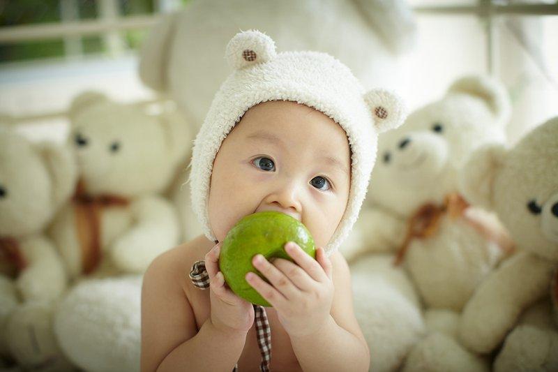 Trẻ 13 tháng tuổi