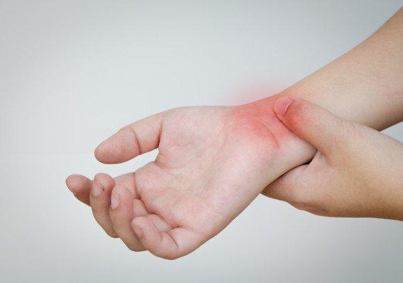 viêm khớp dạng thấp , đau cổ tay,