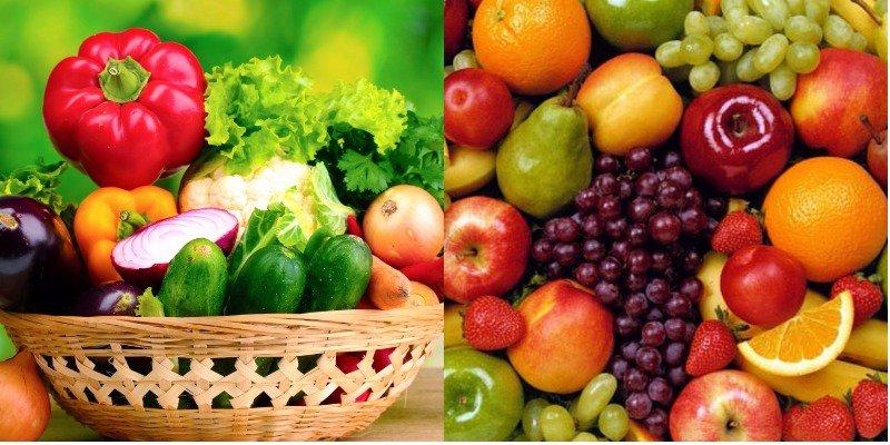 Trái cây, rau củ