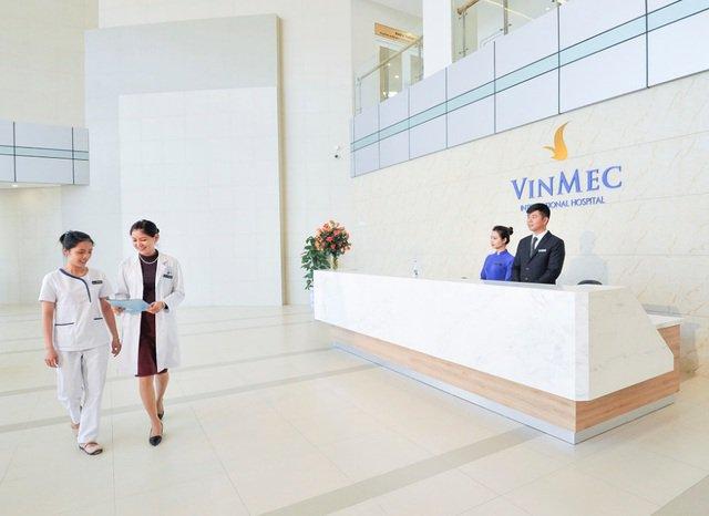 Đặt hẹn khám Vinmec