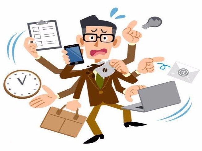 Bận rộn có ảnh hưởng đến sức khỏe của bạn không