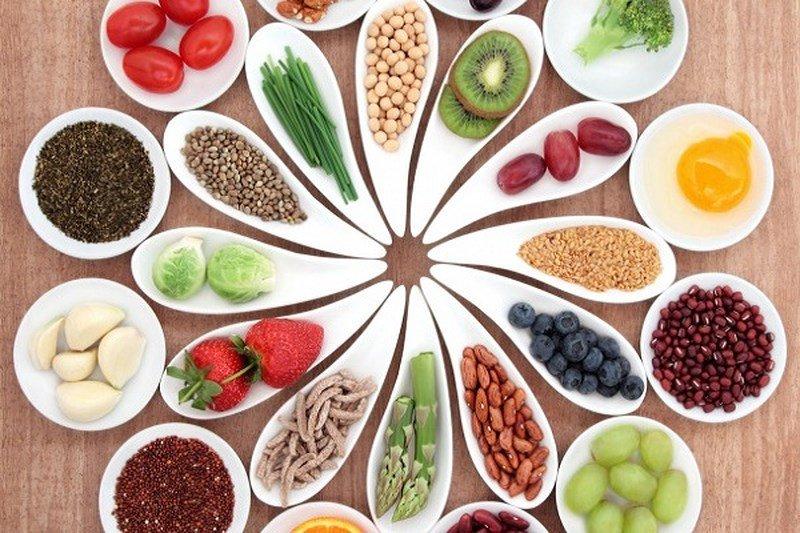 Đa dạng về thực phẩm