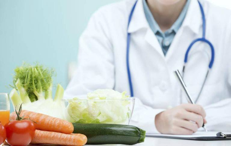 Một chế độ dinh dưỡng lành mạnh rất cần thiết cho bệnh nhân ung thư