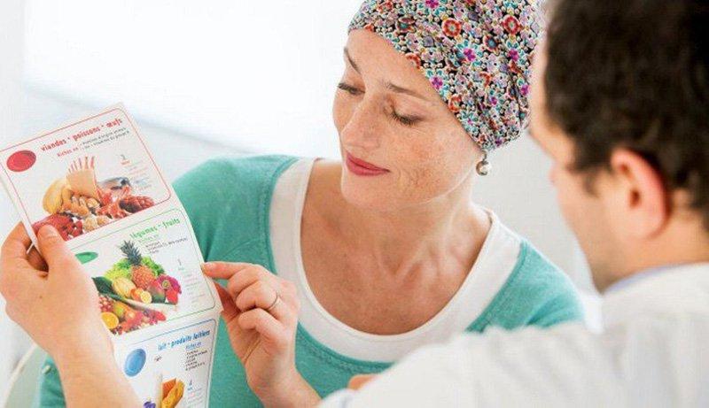Dinh dưỡng điều trị ung thư
