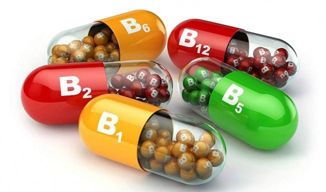 Những loại vitamin B tốt cho sức khỏe