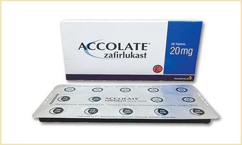 Thuốc Accolate