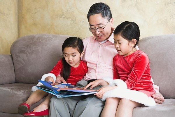 Đọc sách là cách giúp nuôi dưỡng tâm hồn trẻ mỗi ngày