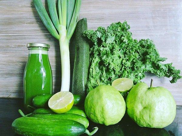 Một chế độ ăn nhiều rau xanh và trái cây tươi sẽ giúp cơ thể ngăn ngừa được nhiều bệnh