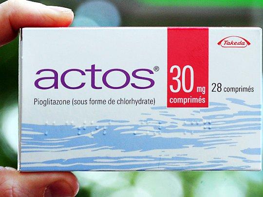 Thuốc Actos: