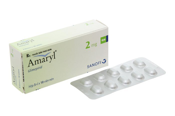 Thuốc Amaryl