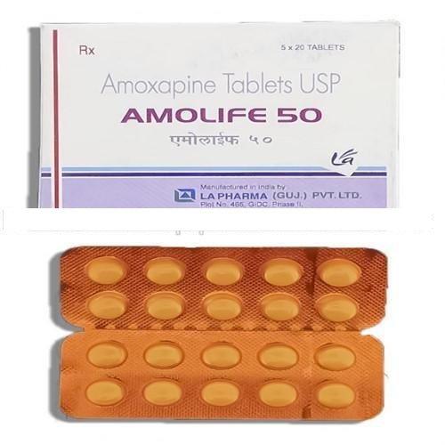 Thuốc Amoxapine
