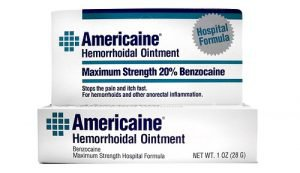 Thuốc Americaine Ointment