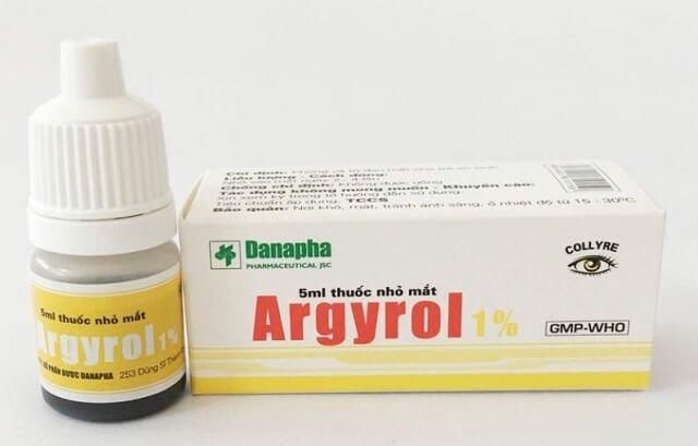 Argyrol 1