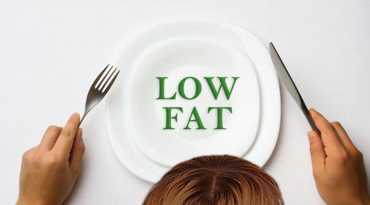 Chế độ ăn low fat giảm cân