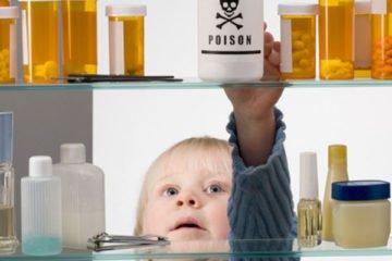 Bảo vệ trẻ khỏi các hóa chất độc hại