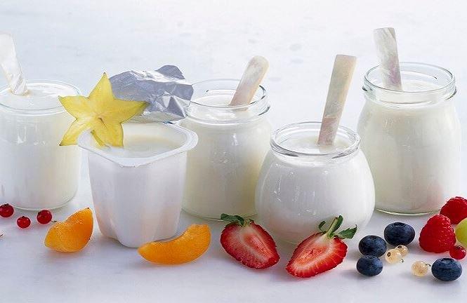 Trong sữa chua có chứa nhiều chất dinh dưỡng tốt cho sức khỏe