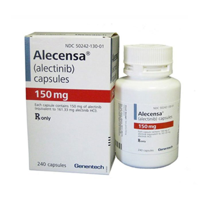 Thuốc Alecensa