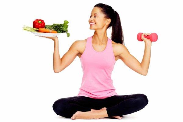 Luyện tập và giảm cân