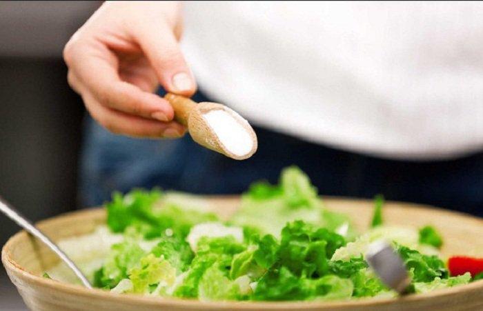 Ăn mặn có tăng cân không?