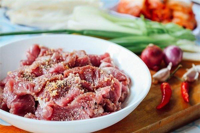 ướp nướng thịt bò