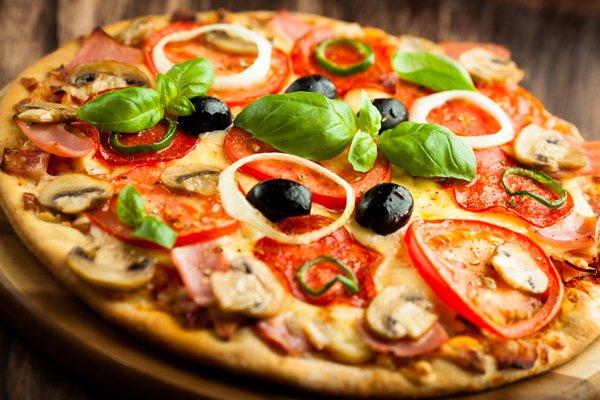 Bánh pizza