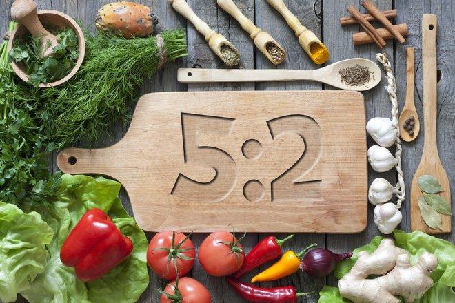 chế độ ăn 5-2