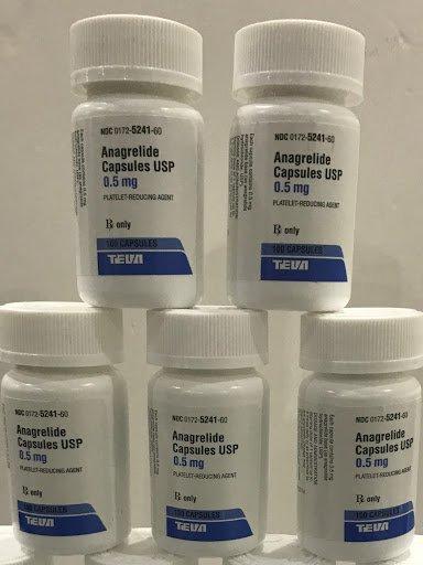 Thuốc Agrylin