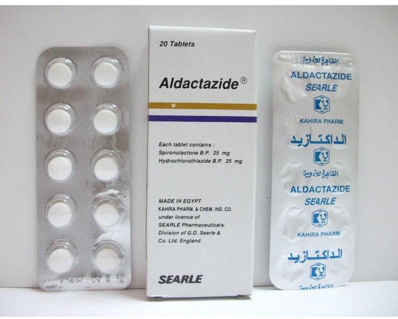 Thuốc Aldactazide